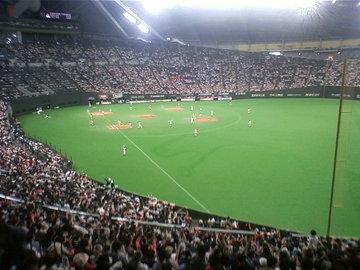 札幌ドーム 日本ハム戦